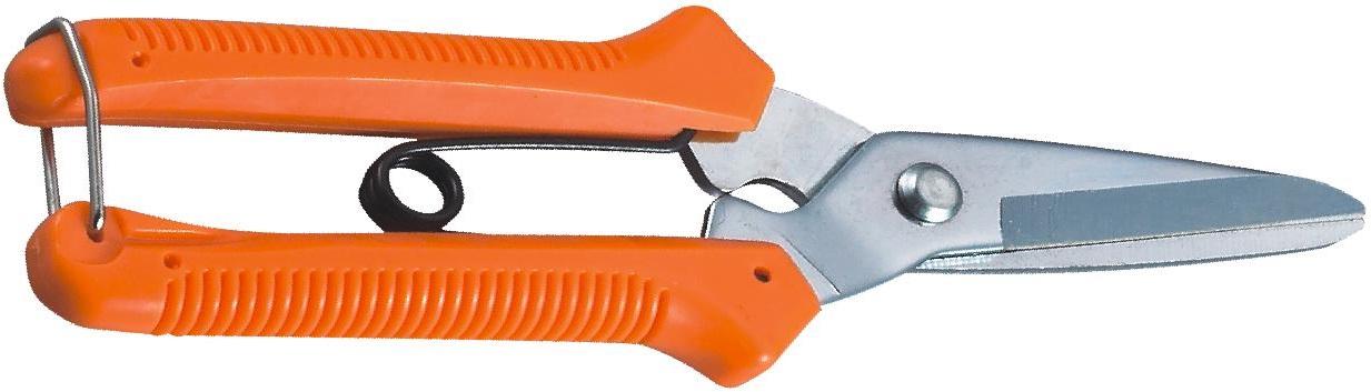 Ножницы хозяйственные 250 мм двухкомпонентные рукоятки Matrix 79135